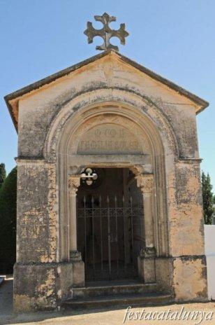 Arenys de Mar - Panteó de la família Soler