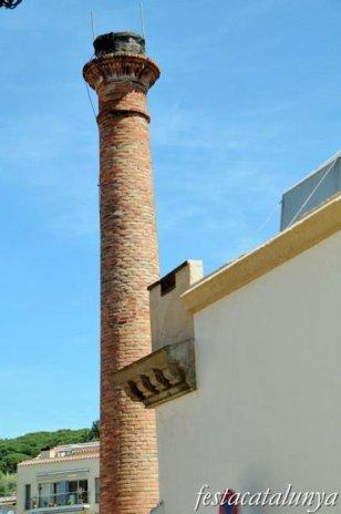 Arenys de Mar - Fàbrica Calisay o Molí de Dalt
