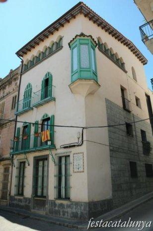 Arenys de Mar - Ca l'Altés o Casa de Joaquim Ruyra