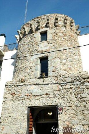Arenys de Mar - Torre del carrer Ample
