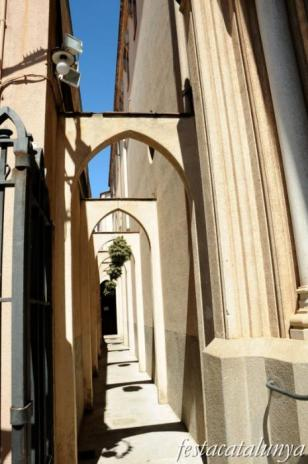 Arenys de Mar - Església del Convent dels Caputxins