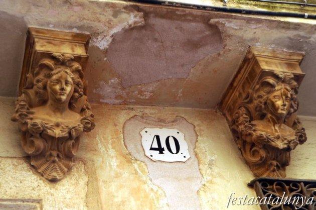 Arenys de Mar - Carrer Andreu Guri, número 40