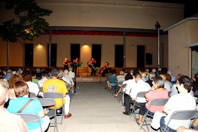 Piera - Cicle de Concerts A l'Estiu Música en Viu (Foto: Ajuntament de Piera)