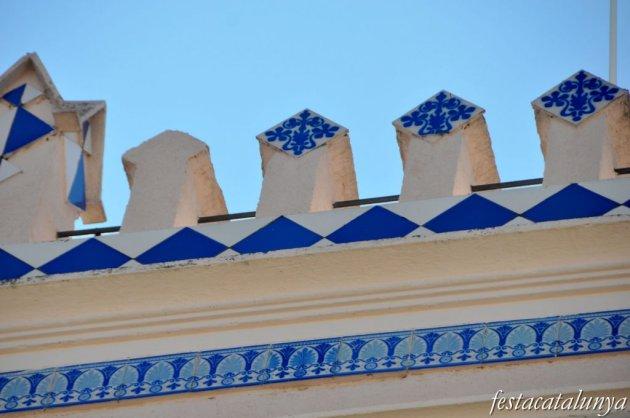 Caldes de Malavella - Casa Rosa o Casa Estapé