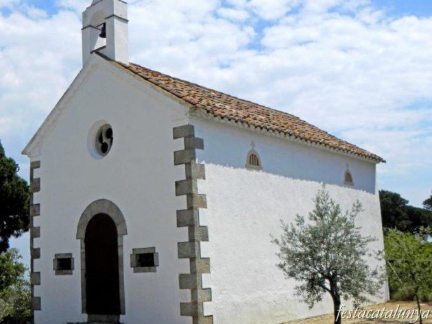 Cabrera de Mar - Cementiri i capella de Sant Sebastià