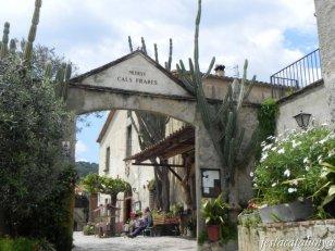 Cabrera de Mar - Cals Frares al veïnat d'Agell