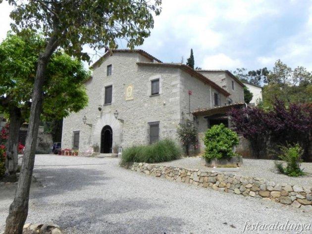 Cabrera de Mar - Can Vivé al veïnat d'Agell