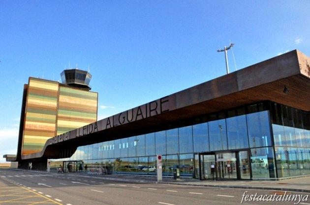 Alguaire - Aeroport Lleida-Alguaire