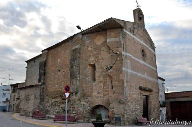Alguaire - Ermita de la Mare de Déu del Merli