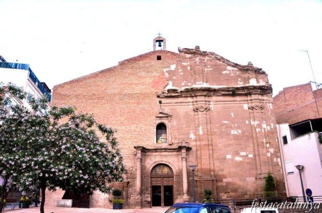 Alguaire - Església parroquial de Sant Sadurní