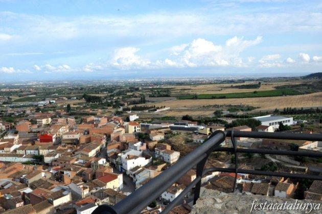 Alguaire - Vista panoràmica des del Sagrat Cor