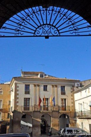 Almenar - Ajuntament o Casa de la Vila