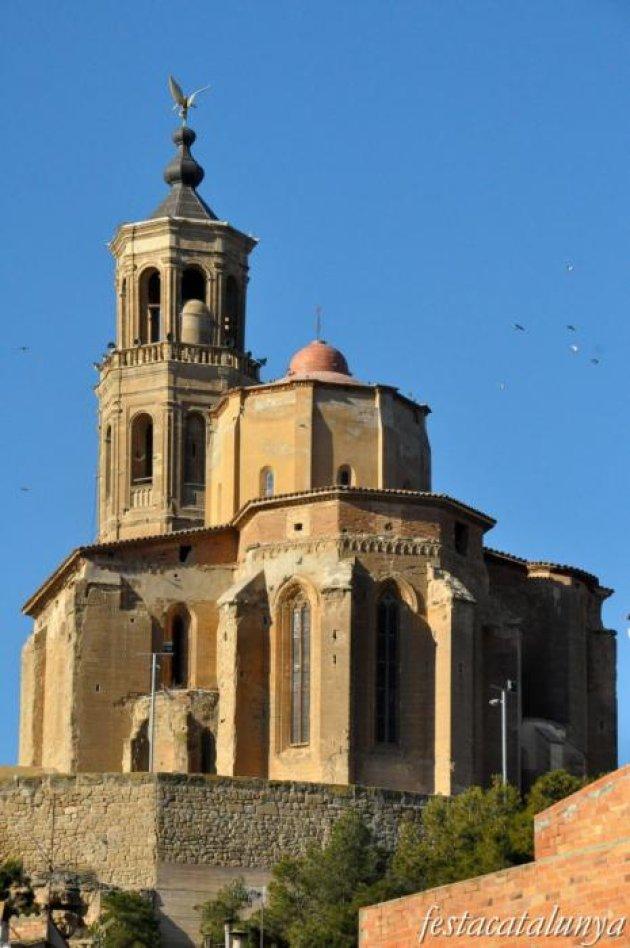 Almenar - Església parroquial de Santa Maria
