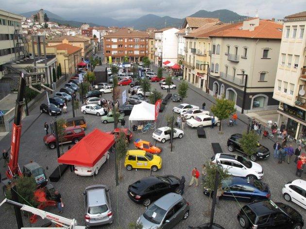 Olot - Fira de Sant Lluc (Foto: IMPO)