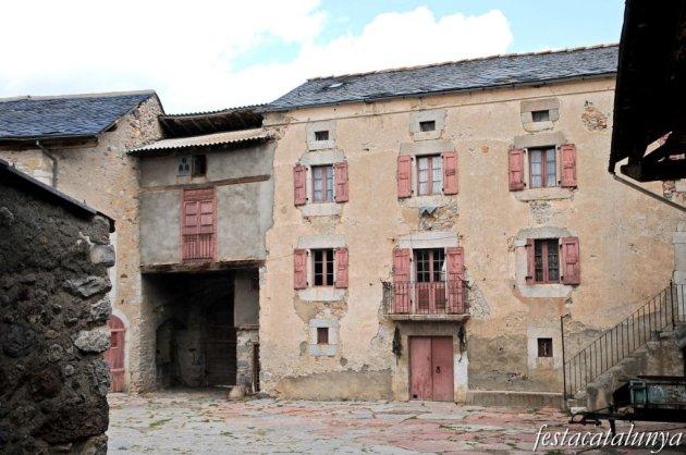 Bellver de Cerdanya - Talló (Cal Tresa)