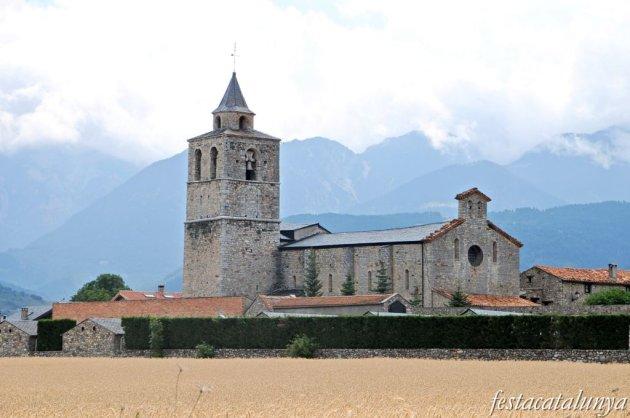 Bellver de Cerdanya - Talló (Església de Santa Maria)