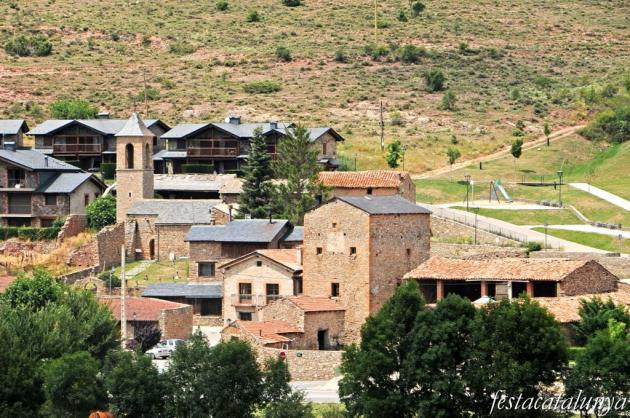 Bellver de Cerdanya - Baltarga (Nucli antic)