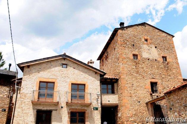 Bellver de Cerdanya - Baltarga (Cal Grau al nucli antic)