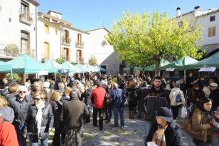 Llacuna, La - Mostra d'Embotits i Vins d'Alçada (Foto: Ajuntament de La Llacuna)