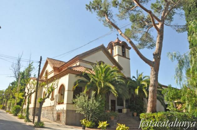 Cerdanyola del Vallès - Església de Santa Creu de Bellaterra