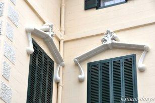 Caldes d'Estrac - Passeig de les Moreres