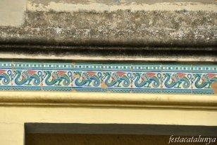 Caldes d'Estrac - Passeig de les Moreres (Torre Llanes)