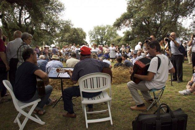 Avià - Festa del Segar i del Batre (Foto: Ramon Villaró)