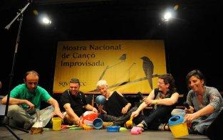 Sant Quirze del Vallès - Mostra Nacional de Cançó Improvisada (Foto: Ajuntament de Sant Quirze del Vallès)