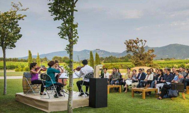 VinyaSons, Festival de Música, Vi i Gastronomia als cellers del Penedès