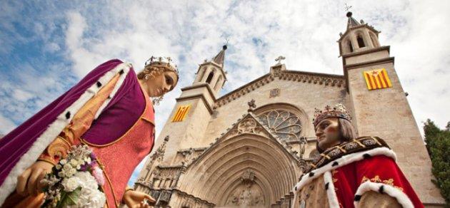 Vilafranca del Penedès - Festa Major (Foto: www.festamajorvilafranca.cat)