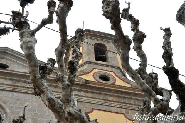 Sant Andreu de Llavaneres - Església parroquial de Sant Andreu