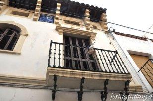 Sant Andreu de Llavaneres - Carrer Pintors Masriera (Can Serra)