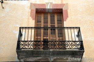 Sant Andreu de Llavaneres - Carrer Pintors Masriera (Casa número 22)