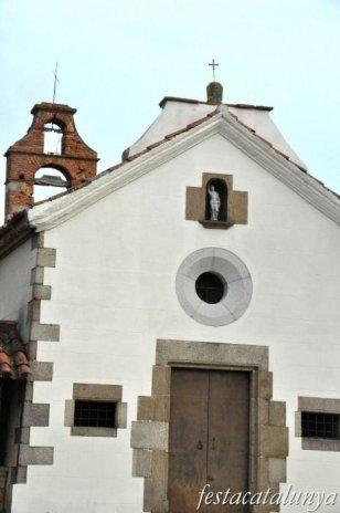 Sant Andreu de Llavaneres - Capella de Sant Sebastià