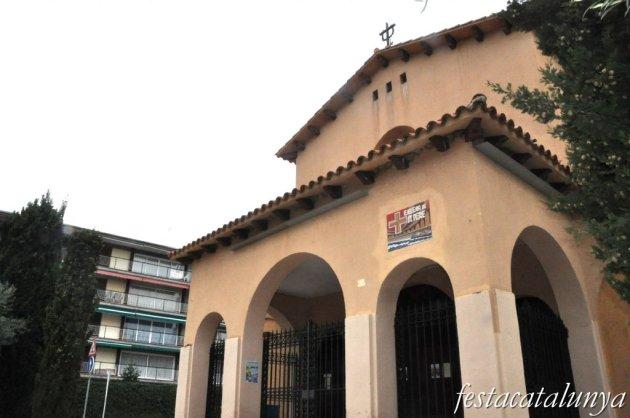 Sant Andreu de Llavaneres - Capella de Sant Pere del Morell
