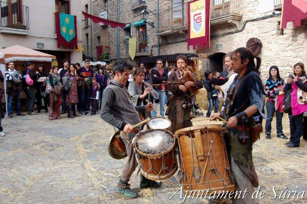 Súria - Fira Medieval d'Oficis de Súria