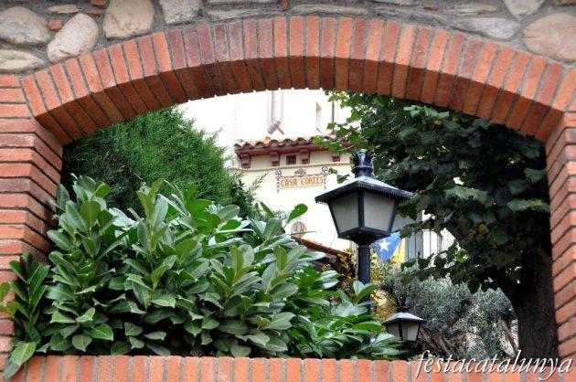 Sant Pere de Vilamajor - Centre històric (Can Cortés)