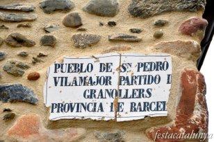 Sant Pere de Vilamajor - Centre històric (Can Vila