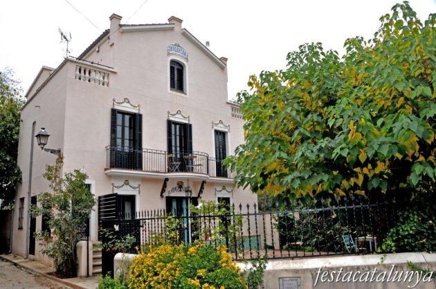 Sant Pere de Vilamajor - Centre històric (La Jardinera)