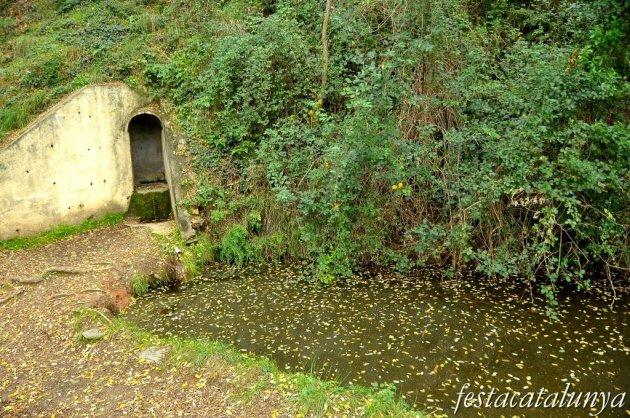 Sant Pere de Vilamajor - La Font del Roure Gros