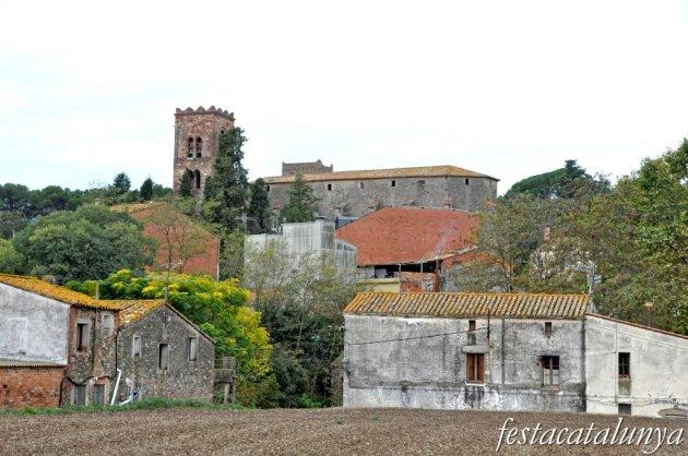 Sant Pere de Vilamajor - Església de Sant Pere