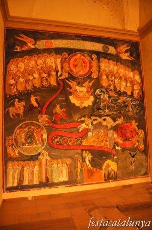 Sant Pere de Vilamajor - Església de Sant Pere (Meditació sobre l'Apocalipsi d'Adam Kislhegui)