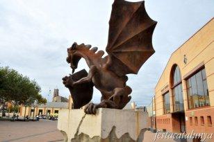 Llinars del Vallès - El Drac de Llinars