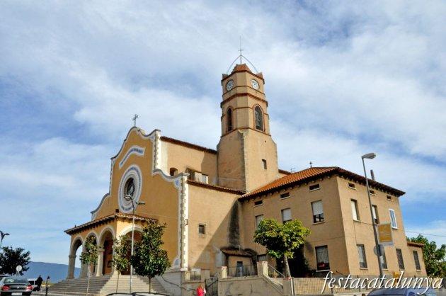 Llinars del Vallès - Església parroquial de Santa Maria