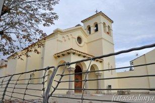 Llinars del Vallès - Mas Bagà (Capella de la Santíssima Trinitat)