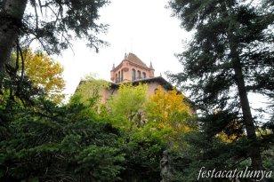 Llinars del Vallès - Torre de can Bordoi