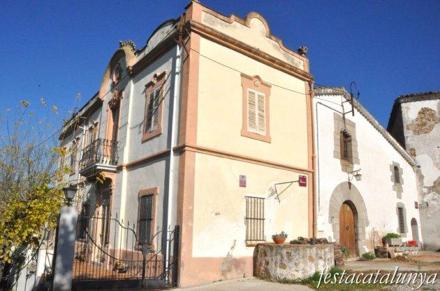 Llinars del Vallès - Sant Joan Sanata (Can Bartomeu, a l'entorn de la rectoria)