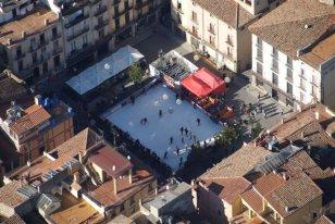 Olot - Pista de Gel (Foto: Institut Municipal de Promoció de la Ciutat d'Olot)