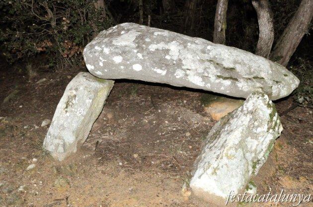 Roca del Vallès, La - Ruta Prehistòrica (Dolmen de can Planes)