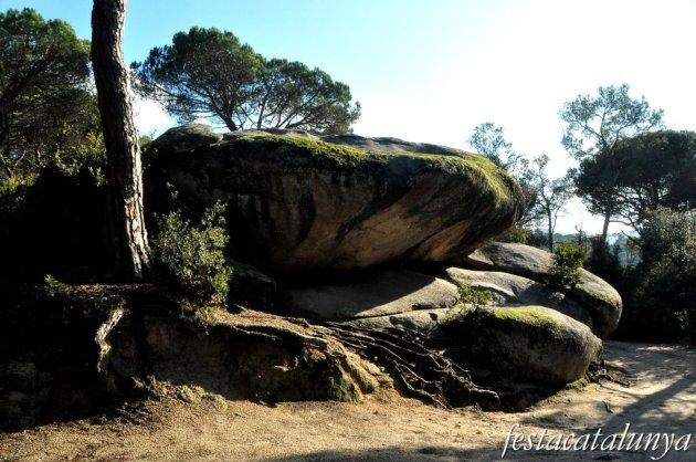 Roca del Vallès, La - La Pedra de les Orenetes